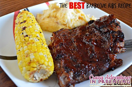 The Best Barbecue Ribs
