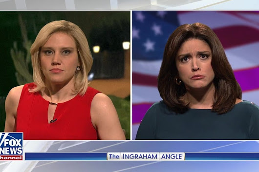 SNL Takes on Fox News' Racist Fearmongering With a Cold Open That Is Too Kind by Far