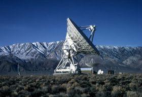 Radiotelescopio VLBA