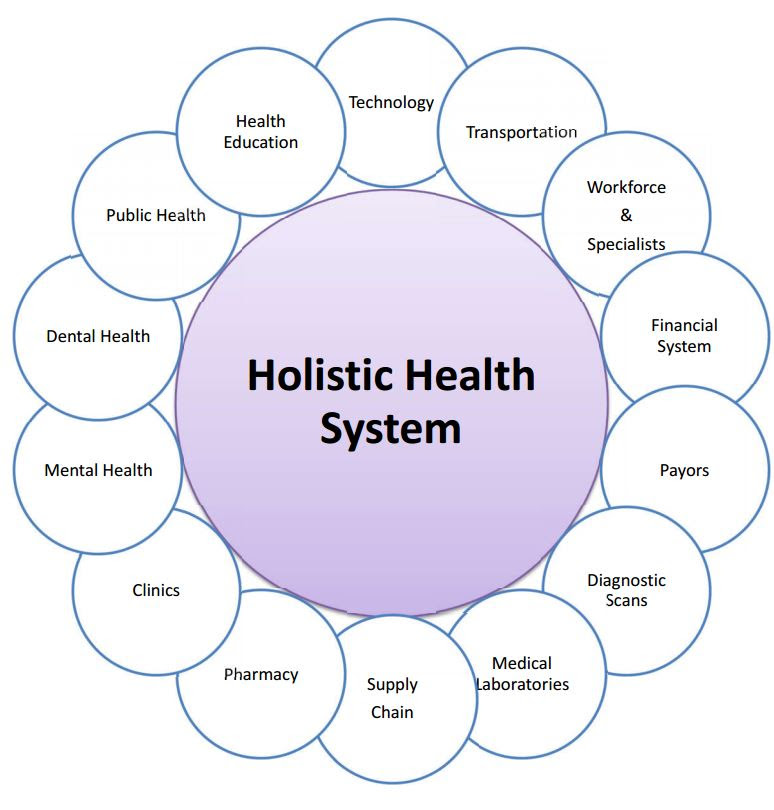 Image result for Holistic Health Care System