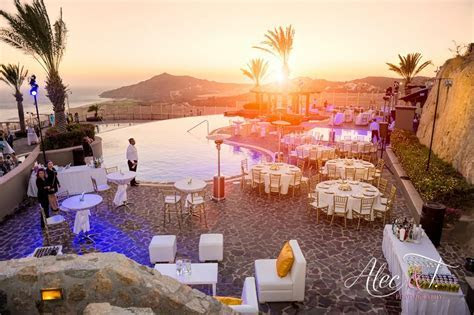 Cabo Destination Wedding Sunset Beach Resort  Wedding