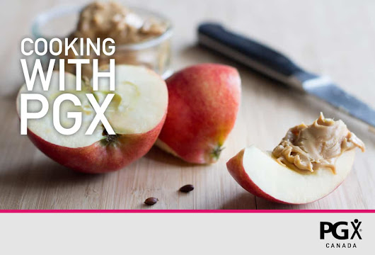 Tips for cooking with PGX - PGX®