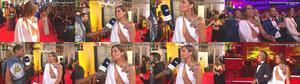 Diana Chaves super sensual nos Globos de Ouro 2019