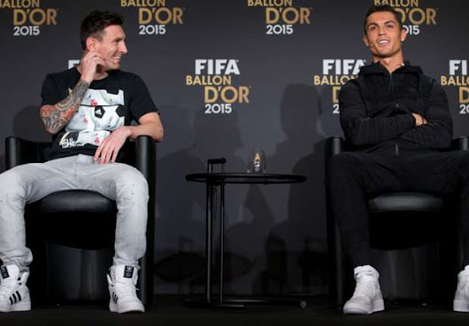 As captain of the national team, Messi and Ronaldo have voting rights in the election of the Ballon d'Or. There should not be given a vote for themselves, whether they each choose each other? ~ Spirit Football