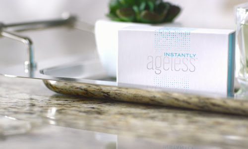 Look younger in 2 minutes with Instantly Ageless