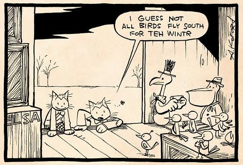 Laugh-Out-Loud Cats #2408 by Ape Lad