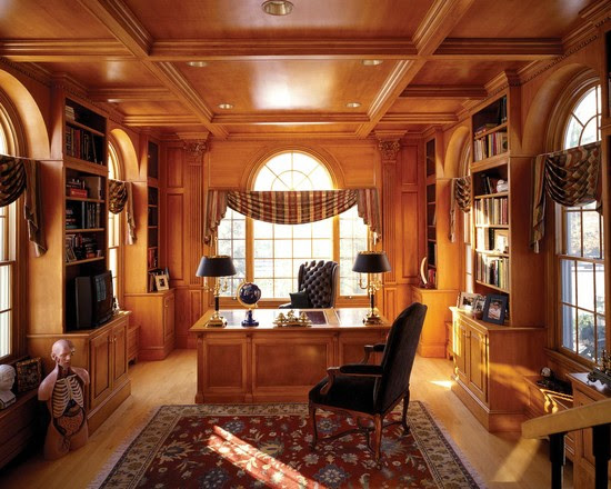 Office Decorating Ideas for Men How to Get Most Comfort Office ...