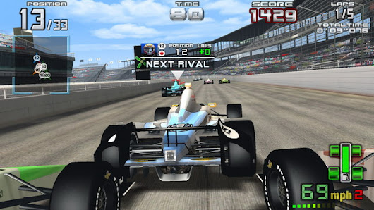 Impressive Racer INDY 500 Arcade Racing Smashes on to Google Play - AndroidShock