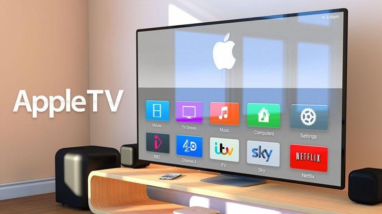 Από Σεπτέμβριο η τηλεόραση της Apple