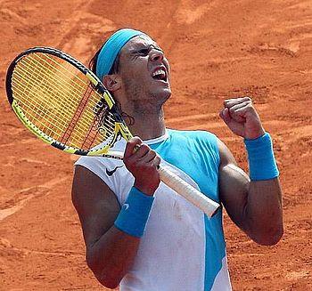 Nadal vs Federer en la final de Roland Garros 2007