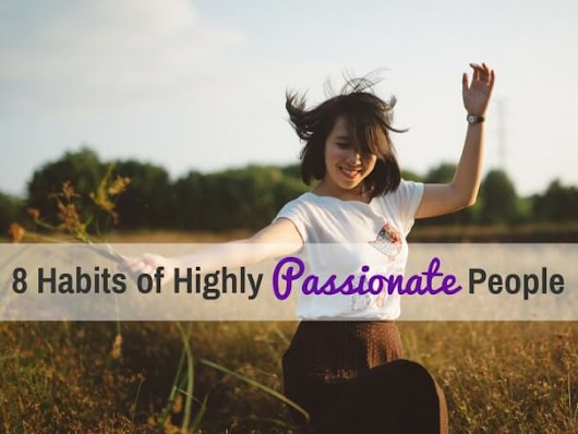 Highly Passionate People