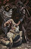 Peter Smites Off the Ear of Malchus, James Tissot (1836-1902/French) Poster Print (24 x 36)