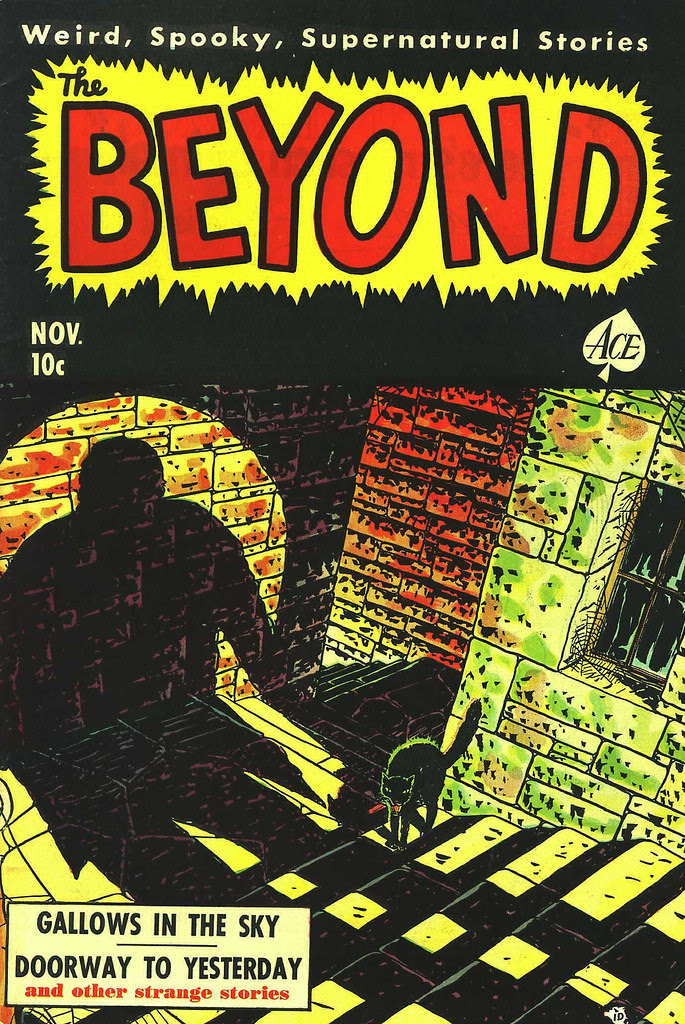 The Beyond #7 (Ace, 1951)