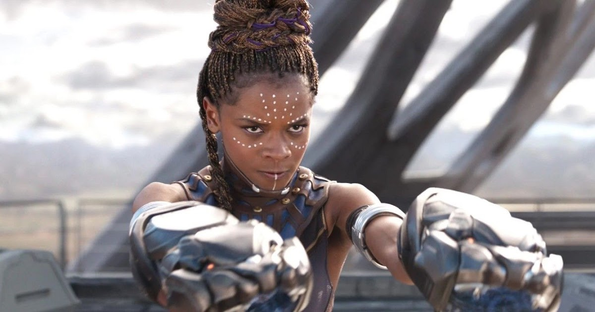 Letitia Wright Denies Black Panther 2 Set Conduct Reports