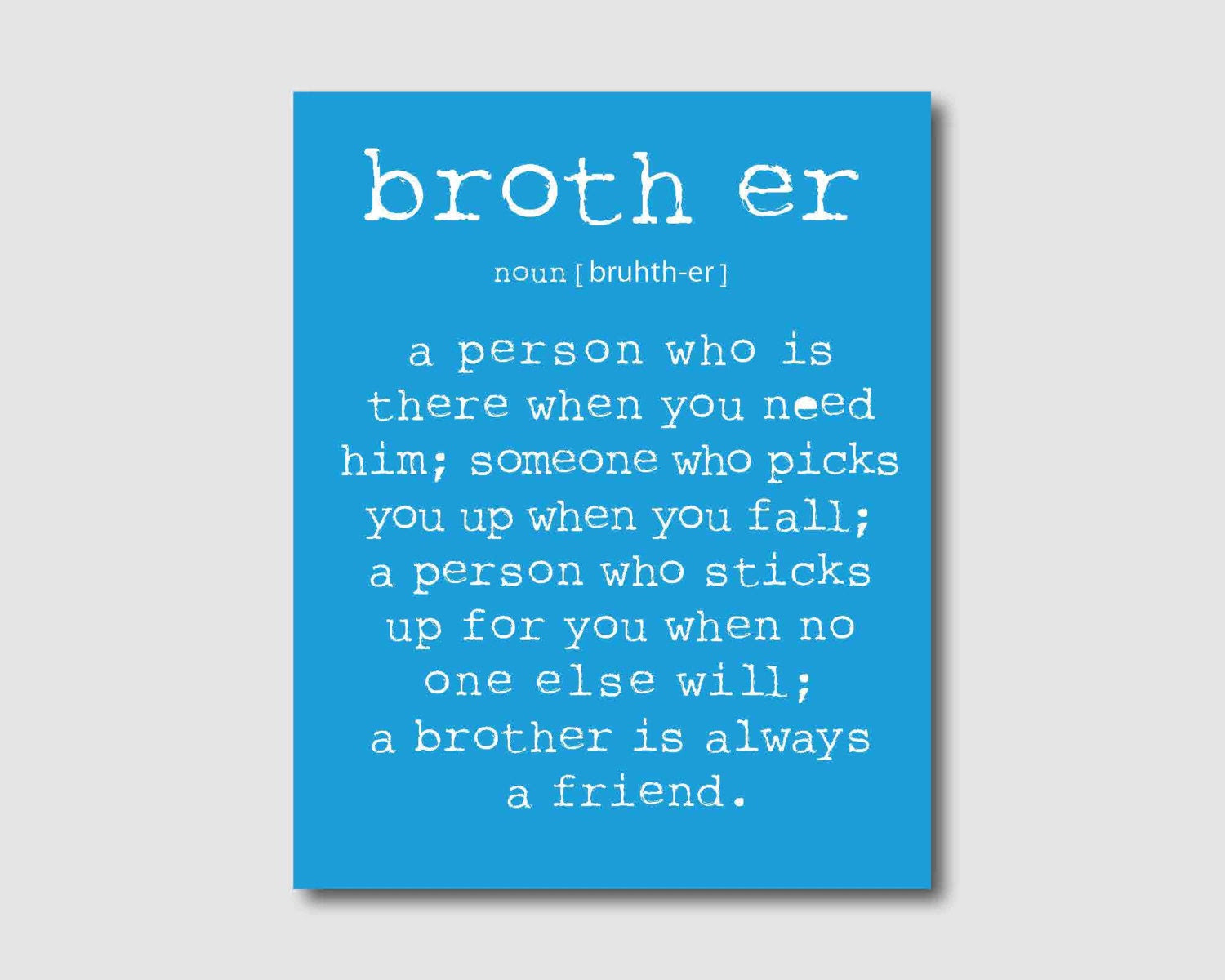The Greatest Brother Quotes And Sibling Sayings Big Brother Little