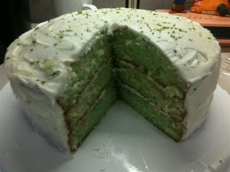 pattis place key lime cake