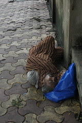 the common man .. has been fucked put to sleep for the greater cause of good governance by firoze shakir photographerno1