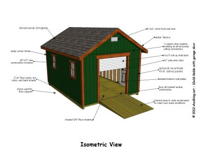12x16 Gable Shed Plans Free Garden Shed Storage Ideas