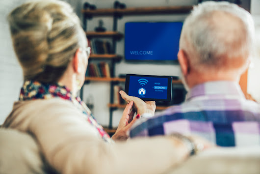How Technology Is Helping Seniors Remain Safely in Their Homes