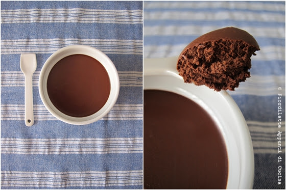 Mousse cioccolato e panna di Maurizio Santin