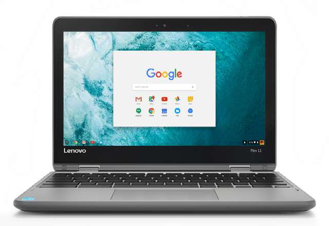 Lenovo Flex 11 Rugged Convertible Chrome Laptop Outs at $279