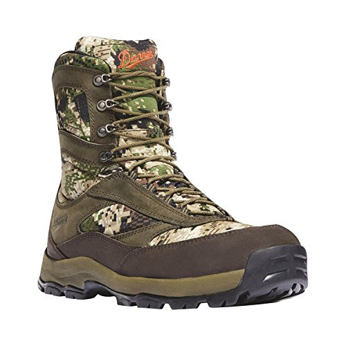 Danner Men's High Ground Hunting Shoes - outdoorsNsports