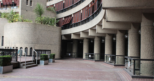 Brutalist music: where sound and architecture meet