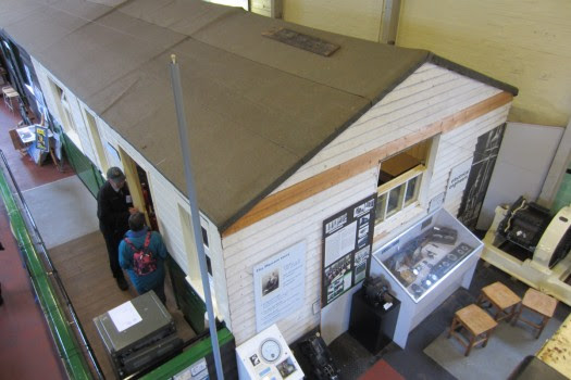 The 2MT hut at Sandford Mill for International Marconi Day
