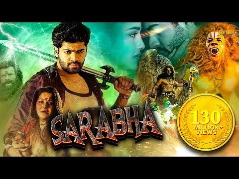 Sarabha Hindi Dubbed Movie