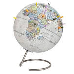 Waypoint MagneGlobe Magnetic Globe, 9-inch , Classic Antique