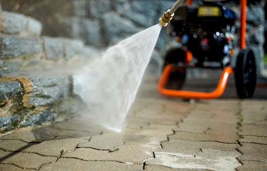 Benefits of Investing in Pressure Washer Hire