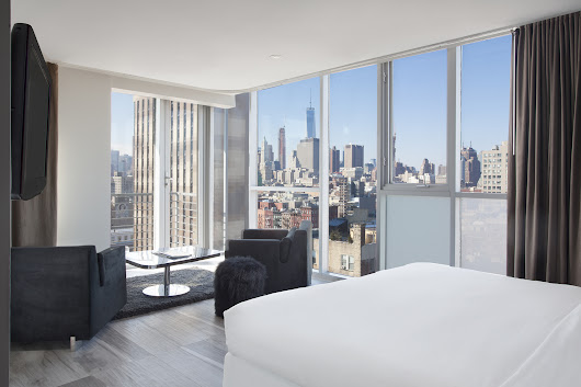 The best date hotels in NYC