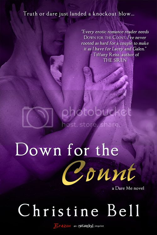 Down for the Count Cover