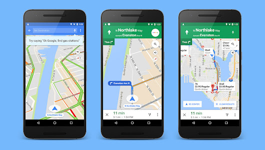 Google Shares a Bunch of New Voice Commands for Your Next Google Maps Adventure | Droid Life