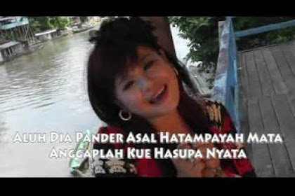 Lirik Lagu Dayak Ngaju Kalimantan Tengah Lilis Lamiang - Masih Manunggu