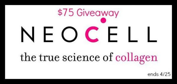 neocell giveaway