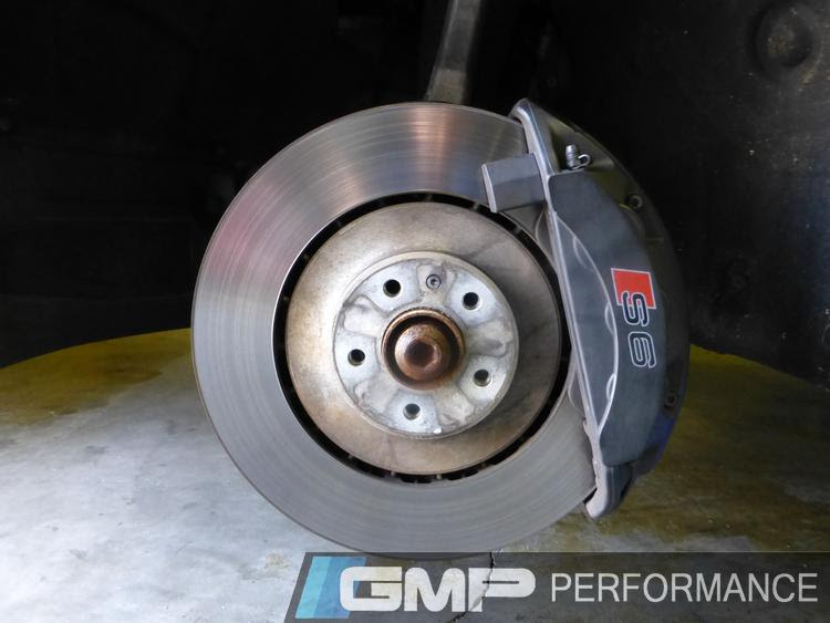 Gmp Gallery 2013 Audi S6 With Carbotech Brake Pads And Painted Calipers