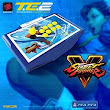 Amazon.com: Mad Catz Street Fighter V Chun-Li Arcade FightStick Tournament Edition 2 for PlayStation 4 and PlayStation 3: Video Games