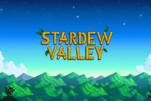 ConcernedApe, Steam, and Krobus: A 4-sentence Show-and-Tell on Stardew Valley