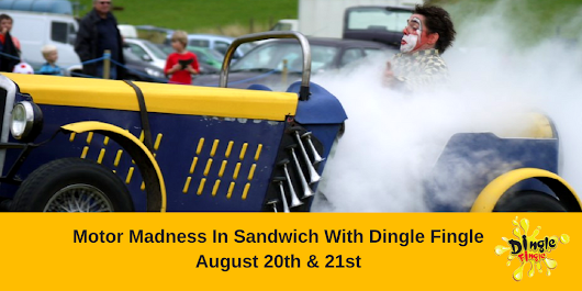 Motor Madness In Sandwich With Dingle Fingle - Dingle Fingle