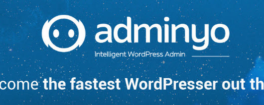 Adminyo - Super Fast Access To Your WordPress Admin
