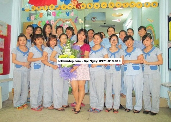 đồng phục giáo viên trường quốc tế á châu