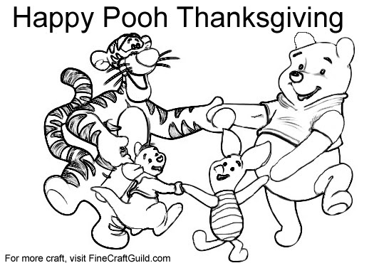 - Baby Piglet Winnie The Pooh Coloring Pages - Coloring And Drawing