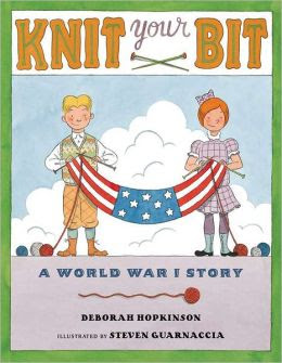 Knit Your Bit: A World War I Story
