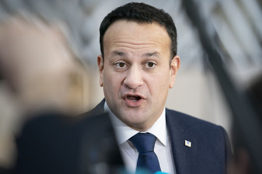 Brexit Hands Ireland's Varadkar Test of Lifetime. Will He Blink?