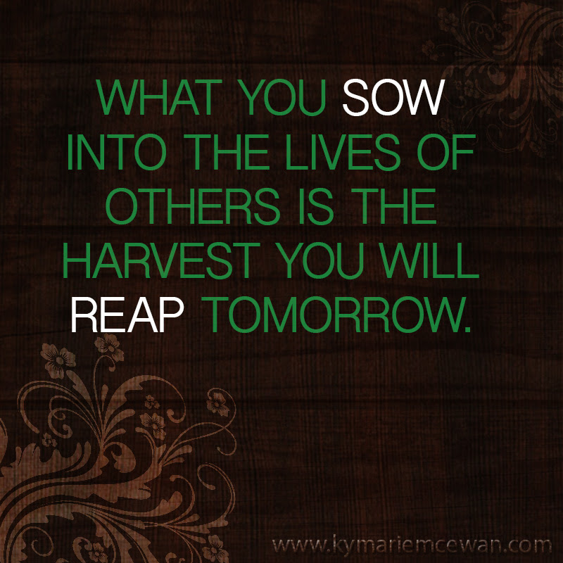 Quotes About Sowing 101 Quotes