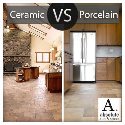 Ceramic Vs Porcelain Tile For Your Exotic Home Ceramic Vs