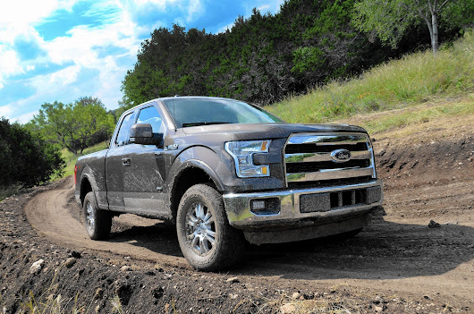 Ford takes big gamble with new aluminum F-150