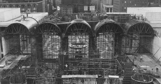 A Starburst Is Born: Watch the Building of the Metropolitan Opera - The New York Times