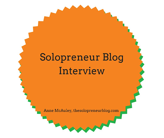Solopreneur Blog Interview: Nellie Akalp - The Solopreneur Blog